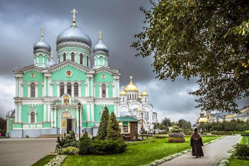 Дивеевские храмы и монастыри