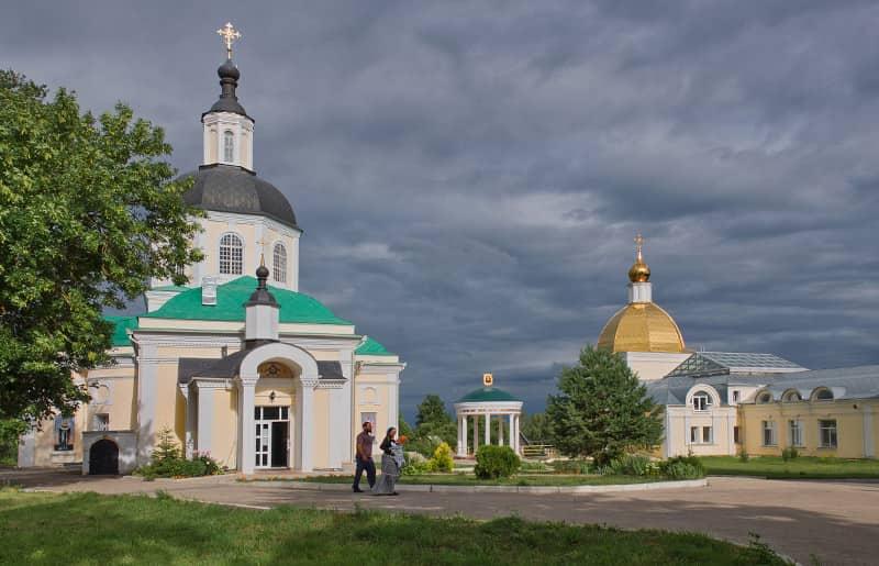 Монастырь Спаса Нерукотворного